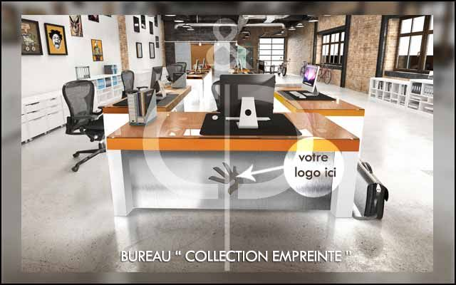 "BUREAU ""COLLECTION EMPREINTE"""