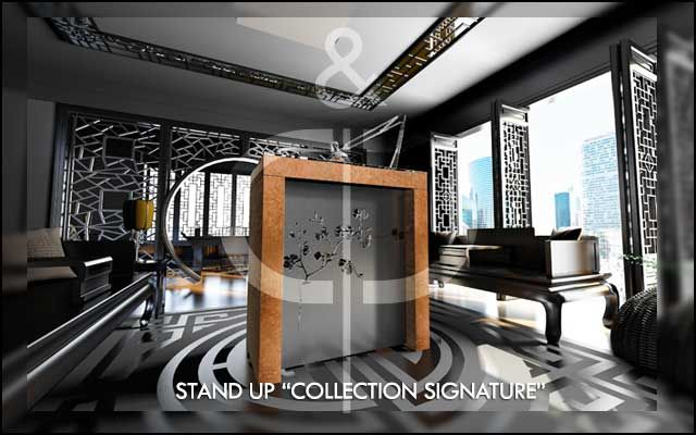 "STAND UP  "" COLLECTION SIGNATURE """
