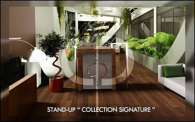 "STAND UP ""COLLECTION SIGNATURE"""
