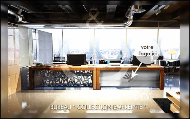 "BUREAU "" COLLECTION EMPREINTE """