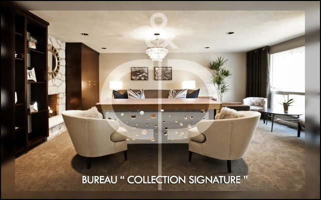 "BUREAU ""COLLECTION SIGNATURE"""