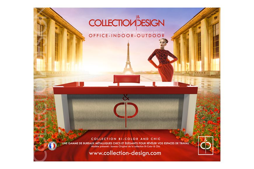 MOBILIER OFFICE - Collection Bicolor & Chic