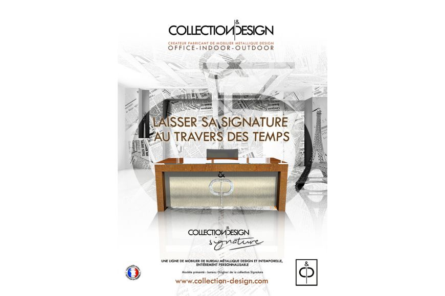 MOBILIER OFFICE - Collection SIGNATURE